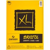 Canson XL Smooth Bristol Paper Pad